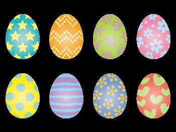 Alt:イースター(復活祭)のイースターエッグ