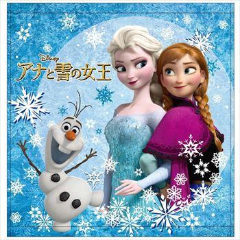 アナと雪の女王のハンカチ