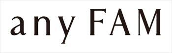 anyFAM(エニィファム)のロゴ