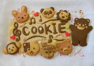 クッキーづくり