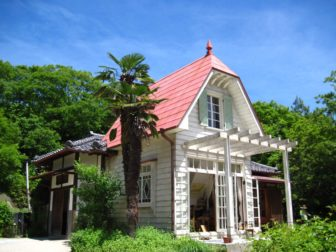 モリコロパークにあるサツキとメイの家