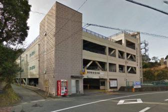 鳥羽駅周辺の鳥羽駅西駐車場