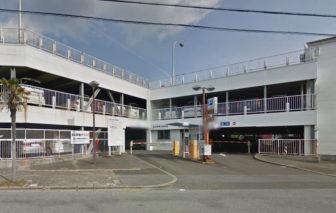 鳥羽駅周辺の佐田浜第2駐車場