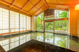 湯あみの島の家族風呂
