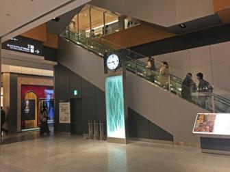 名古屋駅の時計広場