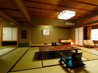 露天風呂付き客室(和室12畳+6畳)