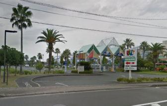 浜名湖パルパルの駐車場