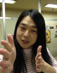 POISON GIRL BANDの阿部智則さん