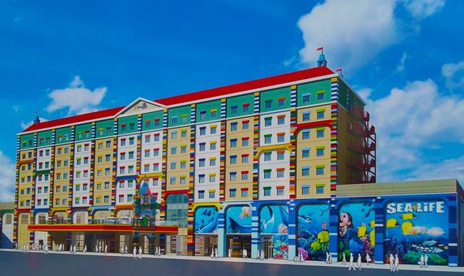 レゴランドホテル