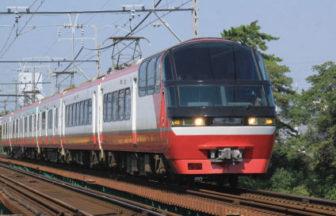 名鉄電車01-新快速特急と特急