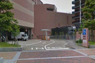 神戸情報文化ビル駐車場01
