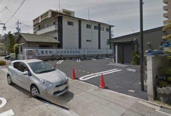 あつた蓬莱軒本店の駐車場A 東側