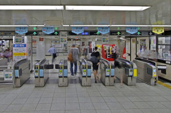 名古屋駅の南改札