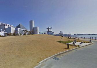 水族館南側緑地