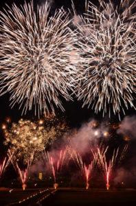 刈谷わんさか祭り2018・花火大会の花火