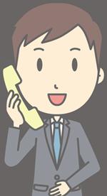 桑名市観光協会事務局にも電話で問い合わせ