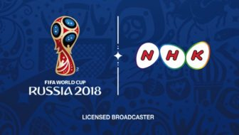 NHK公式アプリ「NHK 2018 FIFA ワールドカップ」