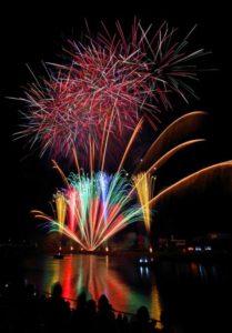 豊橋祇園祭の花火大会