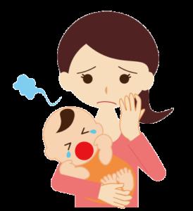 ママのストレス