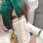 己龍の九条武政(ギター)のマスクの意味は?年齢や本名などのプロフィールも!
