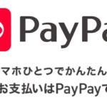 PayPay(ペイペイ)のアプリのチャージ方法は?クレジットカードの登録方法も!