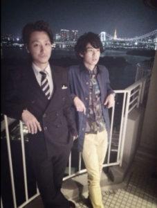 戸塚純貴さんとお兄さん