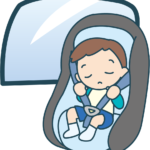 チャイルドシートの肩ベルトを嫌がる1歳児の対策は?おすすめのおもちゃも!