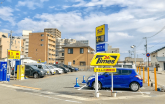 タイムズ長野駅東口第3P